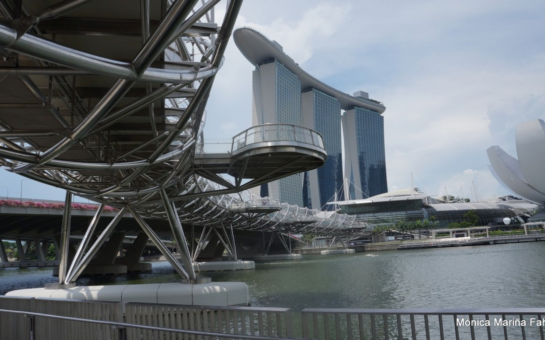Puentes de acero inoxidable