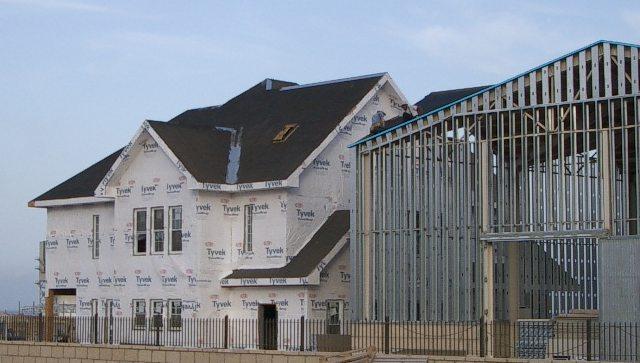 Casas con estructura de acero