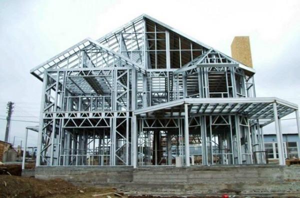 Casas con estructura de acero belinox - Estructuras de acero para casas ...