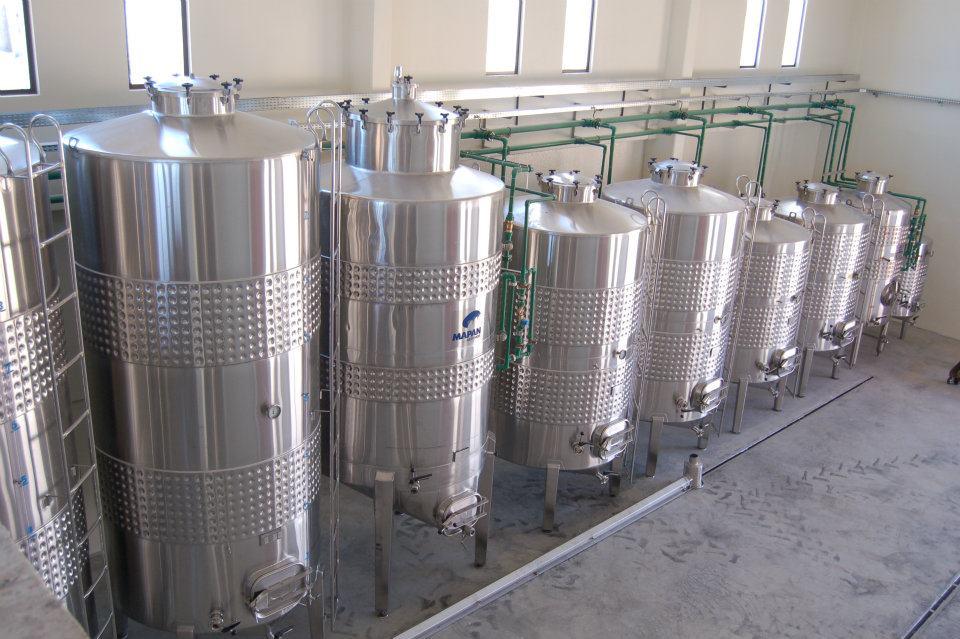 Beneficios de tanques de acero inoxidable para empresas de alimentos