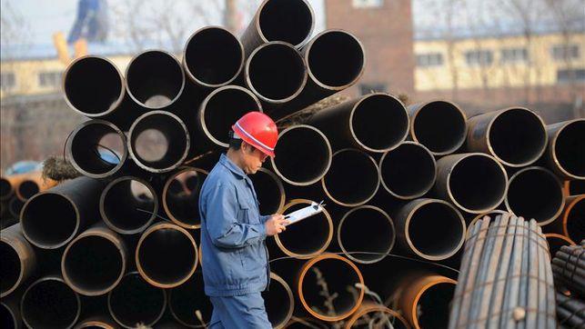 Batalla contra el acero procedente de China