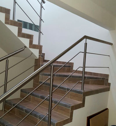 Pasamanos belinox - Pasamanos de acero inoxidable para escaleras ...