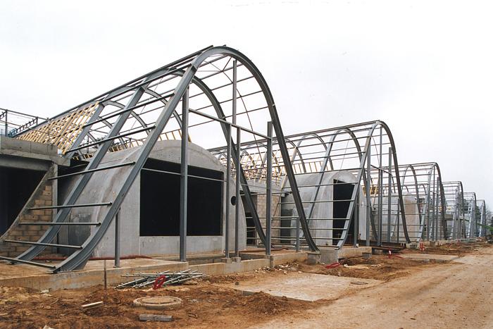 El porqué usar acero inoxidable en la construcción - Belinox