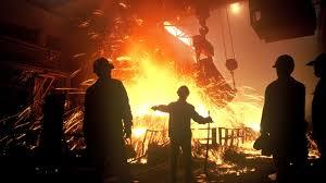 Producción de acero inoxidable